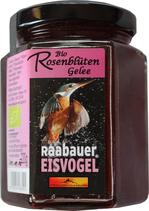 Bio Rosenblüten Gelee