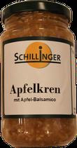 Apfelkren mit Apfel-Balsamico