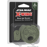 Star Wars X-Wing 2nd Edition: Scum and Villainy Maneuver Dial Upgrade Kit