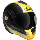 ROOF DESMO 3 FLASH MAT BLACK/YELLOW