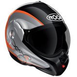 ROOF DESMO 3 FLUO BLACK/FLUO ORANGE
