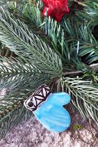 Weihnachts-Anhänger ''Handschuh''