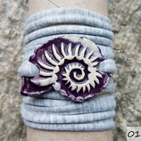 Armband - Schneckenform