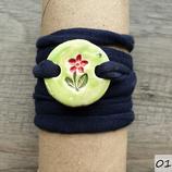 Armband - Rund - Blumen