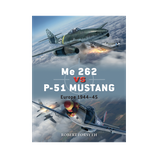 Me 262 Vs P-51 Mustang