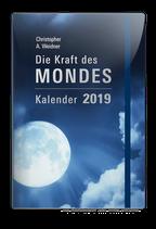 Die Kraft des Mondes – Kalender 2019