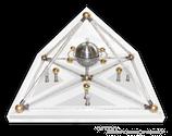 Universumspyramide mit Orgonit