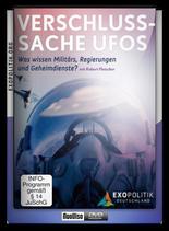 Verschlusssache UFOs - DVD