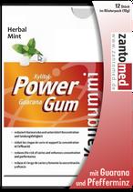 Power-Gum Kaugummis mit Xylitol