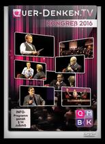 Querdenken Kongreß 2016 auf 3 DVDs