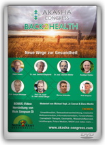 """BACK2HEALTH"" 2016 auf 3 DVDs"
