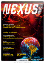 NEXUS Magazin 90, August - September 2020