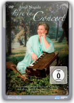 Antje Nagula: Live in Concert - DVD