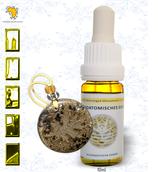 Monoatomisches Gold + Muti-Anhänger