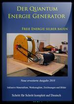 Der Quantum Energie Generator (Ausgabe 2018)