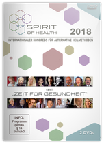 Spirit of Health 2018 - 2 DVDs