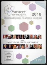 Spirit of Health 2018 - 2 DVDs