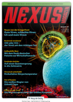 NEXUS Magazin 82, April-Mai 2019