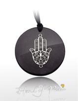 "Orgonit-Amulett ""Hand of Peace"""