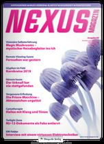 NEXUS Magazin 80, Dezember-Januar 2019