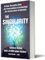 Singularity50 Paperback First Edition * PREORDER