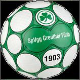 """Fußball """"Kleeblatt"""" - football """"shamrock"""""""