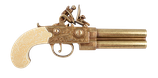 Steampunk Pistole 2