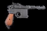 Modern Steampunk Mauser