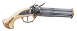Steampunk Pistole 8