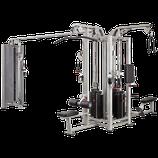 Steelflex 5 Multi- Stations Studiogerät mit 5 x 95 Kg Gewichtstürmen