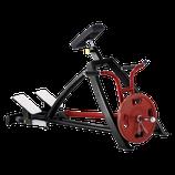 Plate Load ligende Rudermaschine -/ T-Bar Rudermaschine