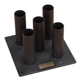 Body Solid 50 mm Stangenhalter für 5 Stangen