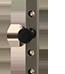 Powerline Zusatzhantelablagen für das Powerline Power Rack PPR200