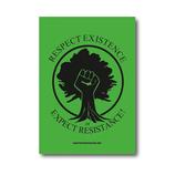 Respect Existence - Aufkleber