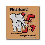 Antifant! - Sticker