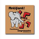 Antifant! - Sticker