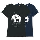 Shoot Photos not Animals - T-Shirt - klein/taillierter Schnitt