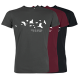 Until all are Free T-Shirt - groß/gerader Schnitt