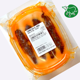 Envase chorizo casero en grasa natural