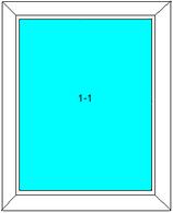 Fix Softline 82MD, Farbe: Weiß