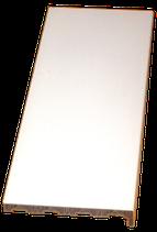 PVC Fensterbank Weiß
