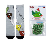 Grinch - Stuff mit Socken