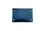 Black Splitter S1 Rückenplatte