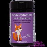 Kinder Multi Vitamine und Mineralien