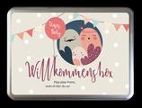 Willkommensbox unser Baby