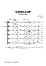 The Midnight Giant (SMATBarB, electronics)