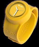 Slapwatch Uhr Neon Gelb
