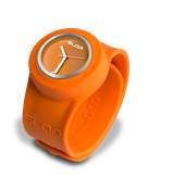Slapwatch Uhr Neon Orange