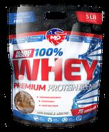 MLO Hard Body 100% Whey Isolatmix Protein 2.270 kg inc. gratis MLO Shaker