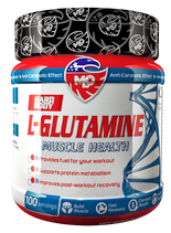 MLO Nutrition Hard Body L-Glutamin/Aminosäure